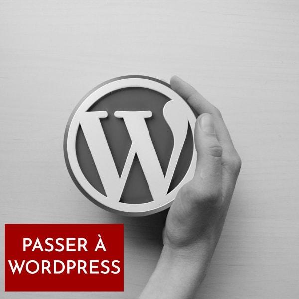 refonte de votre site : passer sous wordpress
