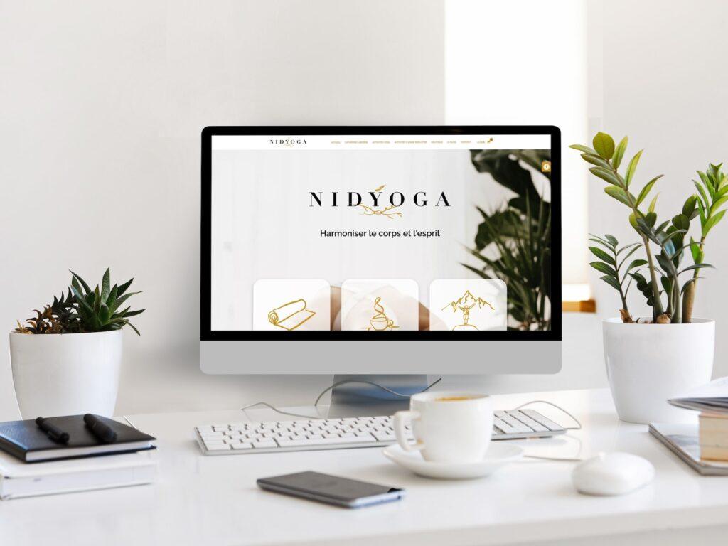 Nidyoga, Yoga à Nantes